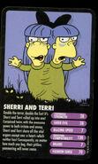 Top Trumps - Conjoined Sherri & Terri THOH card