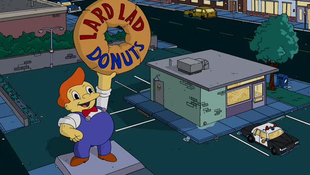 Resultado de imagem para donuts simpsons
