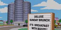 Deluxe Sunday Brunch