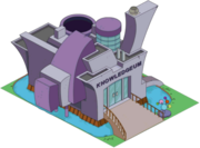 Springfield Knowledgeum Tapped Out