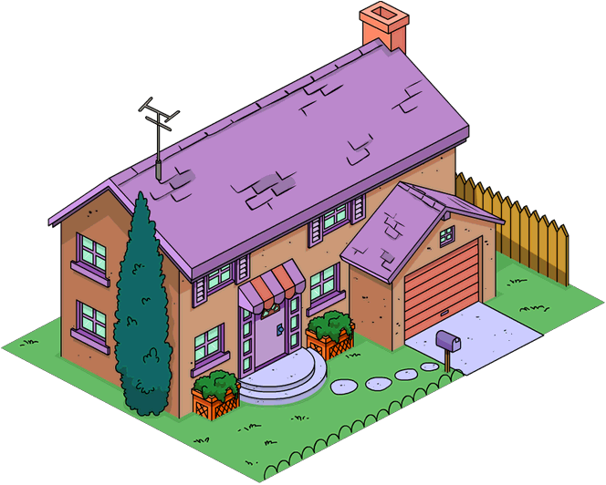 Flanders House The Simpsons Tapped Out Wiki Fandom