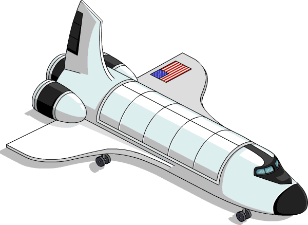 simpsons tapped out space shuttle simulator -#main