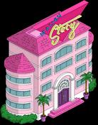 Malibu Stacy Headquarters Menu