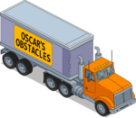 Oscar's Obstacles Truck