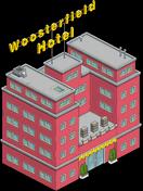 Woosterfield Hotel Menu