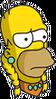Homer Sacagawea Icon