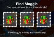FindMaggieDonutScreen