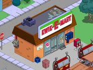 Kwik-E-Mart SciFi