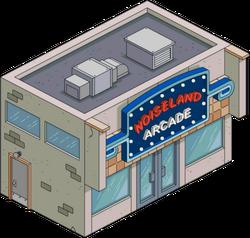 Noiseland Video Arcade
