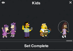 Kids Character Collection 2