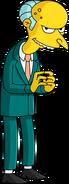 Mr. Burns Unlock