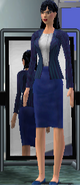 Kimmy Thammavong Full Body (The Sims console clearer)