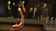 GT Sims at the Pub