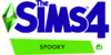The Sims 4 Spooky Stuff Logo.png