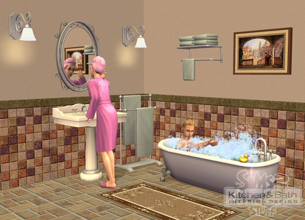 Image - Sims 2 kitchen and bath interior design stuff the-6.jpg  The ...