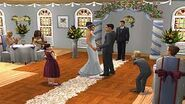 The Sims 2 Wedding
