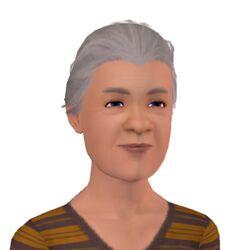 Headshot of Alexis
