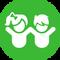 The Sims 4 Kids Room Stuff Logo