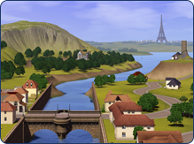 Champs Les Sims thumbnail