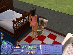 Беременность в симс 3
