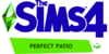 The Sims 4 Perfect Patio Stuff Logo.png