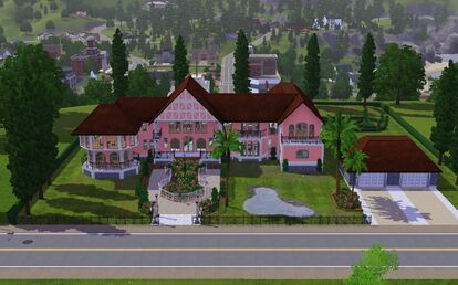 AltoHouse The Sims 3