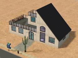 The Wasteland Lounge