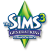 The Sims 3 Generations Logo