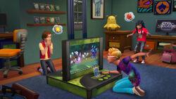 The Sims 4 Kids Room Stuff Battlestation