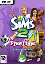 The Sims 2 FreeTime Cover