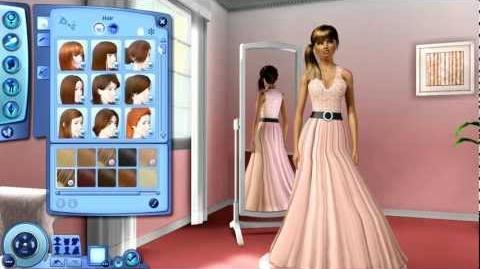 ♦ ³The Sims 3 - Create a Sim - Annika McKnight