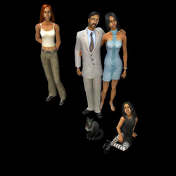 Saint family TS2