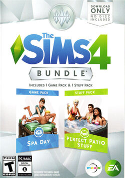 The Sims 4 Bundle 1 (US)