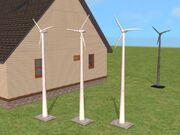 Dielectric Electrobreeze Windmill