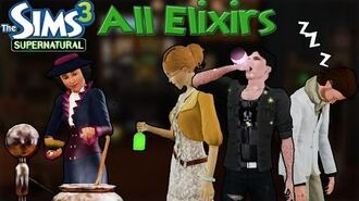 The Sims 3 Supernatural All Elixirs-1