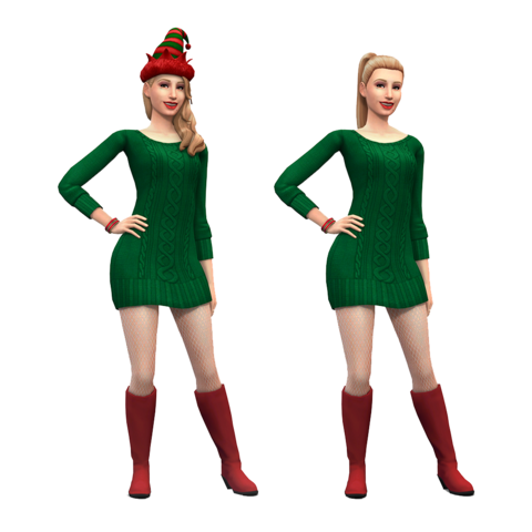 File:Iggy Azalea Sims render.png