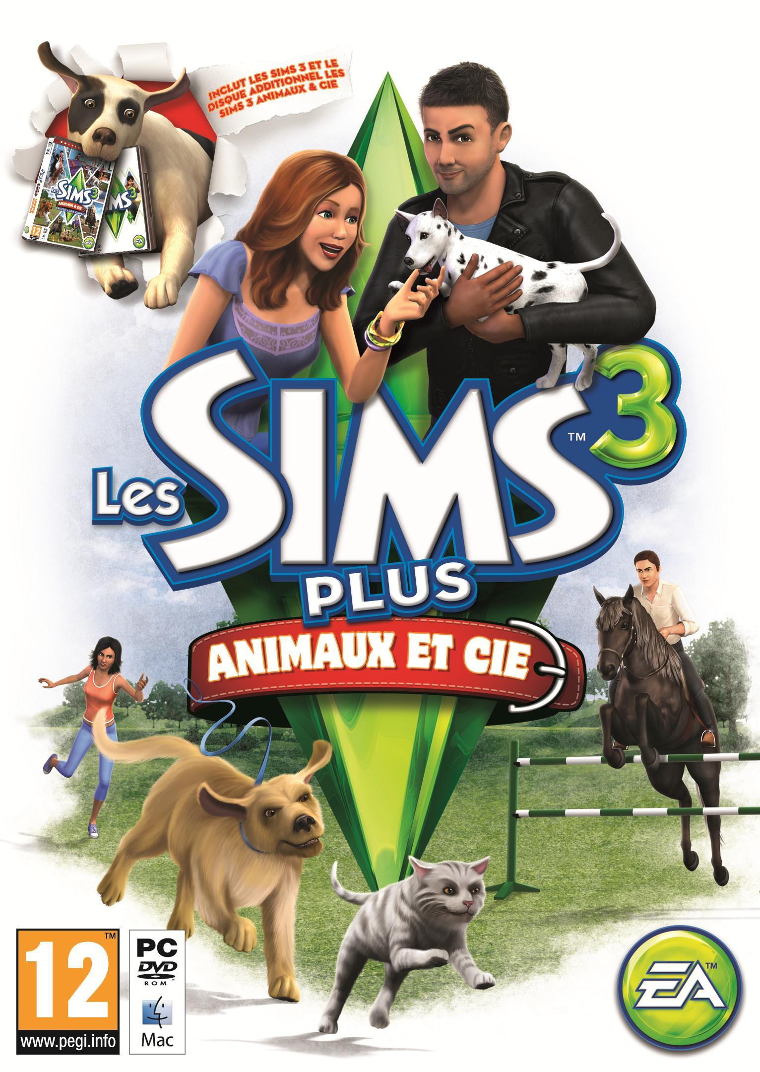 Les Sims 3 Plus Animaux & Cie | Les Sims Wiki | FANDOM