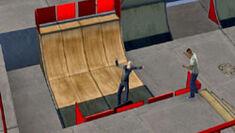 Vista Beach Skate Park 001