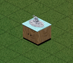 Ts1 colonial duties tea set