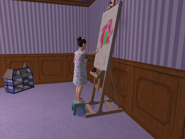 File:Lucinda painting as a child.jpg