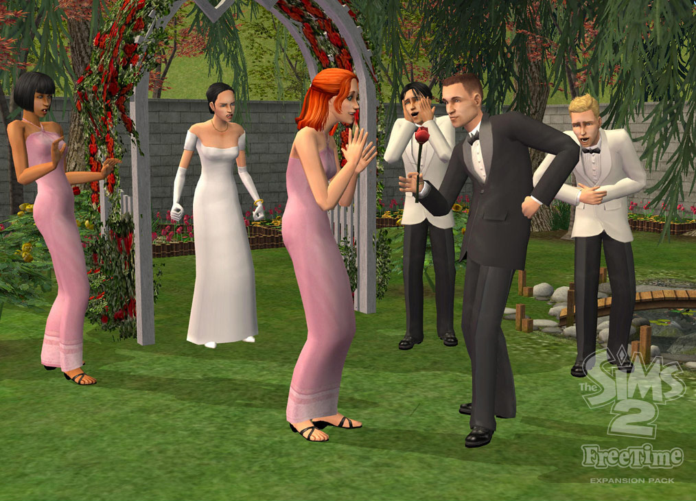 The Sims 4 Online Dating Mod Now Available