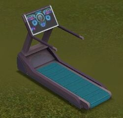 Pegasus Treadmill by Corebital Designs