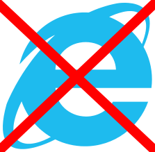 File:Internet Explorer logo X.png
