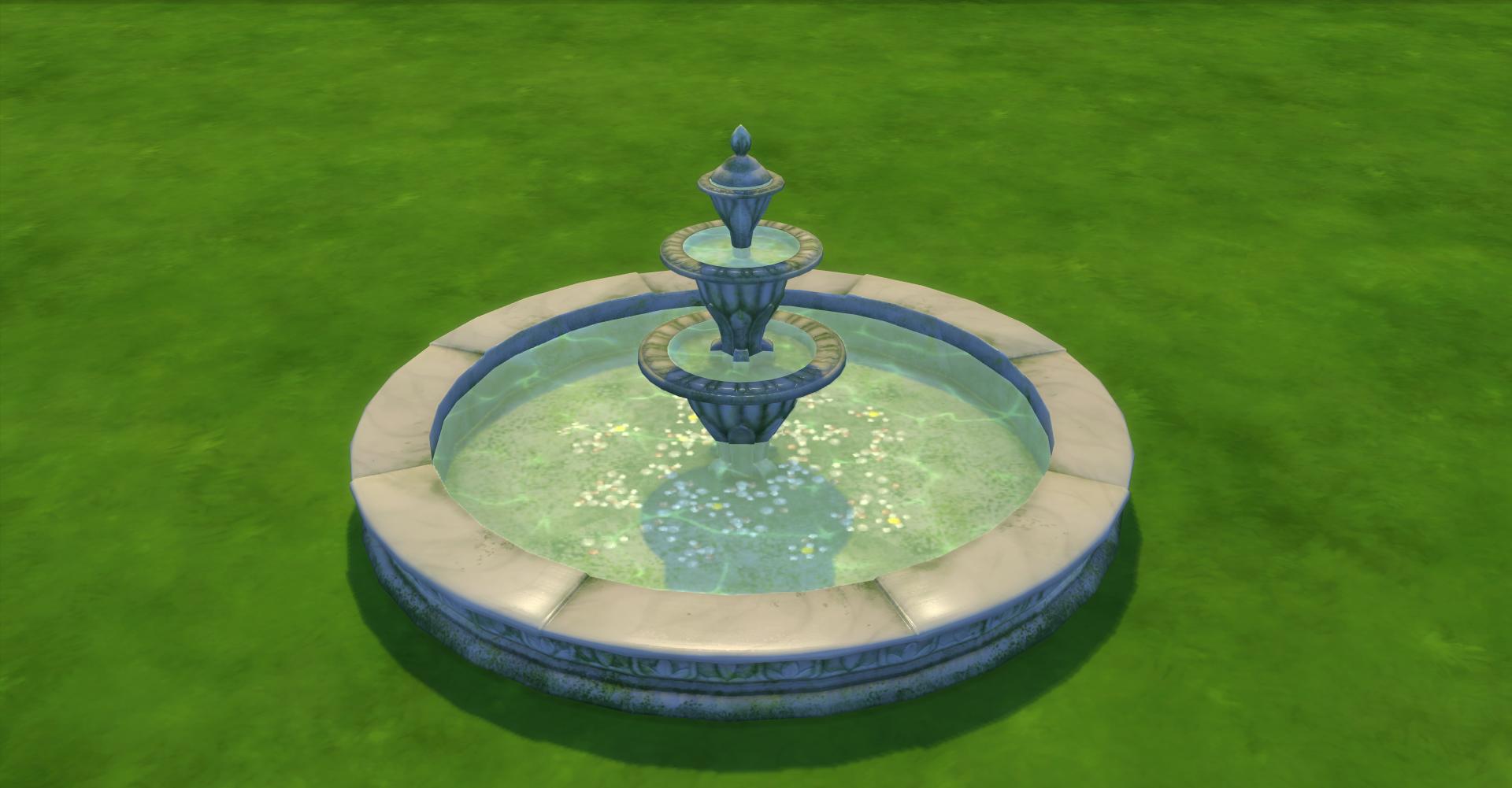 Fountain Of Gluteus Maximus The Sims Wiki Fandom