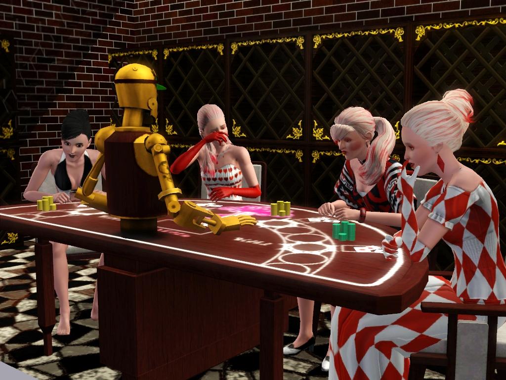 Games In The Casino