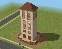 Sim State Tower