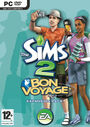 The Sims 2 Bon Voyage Cover