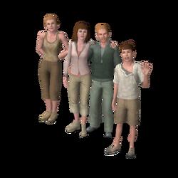 Mannin family