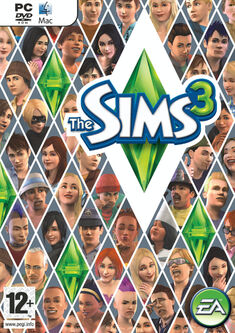 The Sims 3 Cover