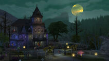 TS4 Forgotten Hollow